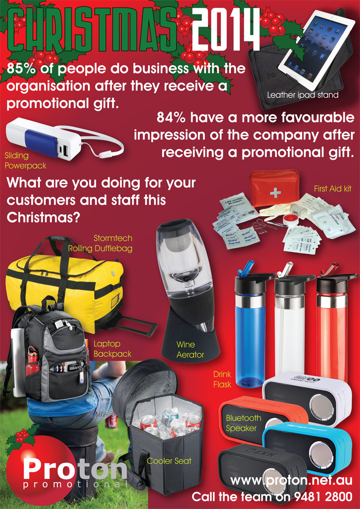 Promo Flyers Proton Promotional Products Perth Wa